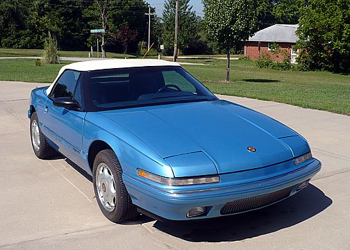 1991 Buick Reatta for sale