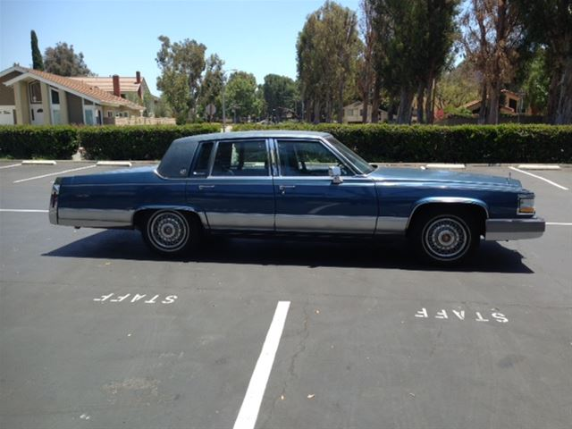 1991 Cadillac Brougham D'Elegance for sale