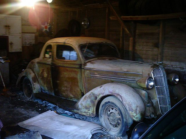1936 Dodge Coupe for sale