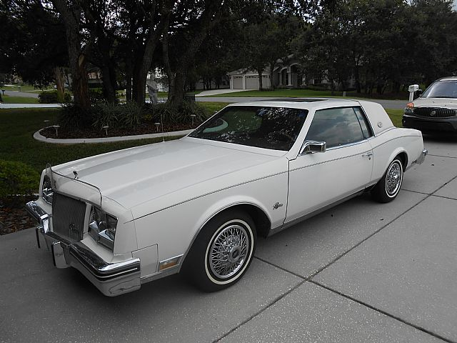 1984 buick riviera for sale spring hill florida. Black Bedroom Furniture Sets. Home Design Ideas