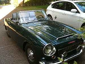 1965 Datsun Fairlady for sale