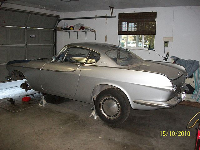 1962 Volvo P1800 for sale
