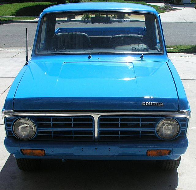 1972 Ford Courier for sale