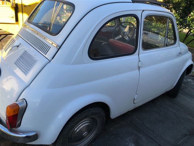 1964 Fiat 500D for sale