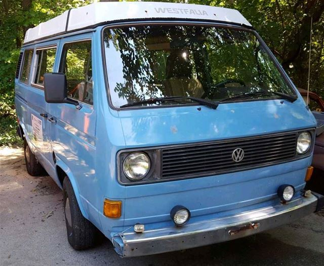 1982 Volkswagen Vanagon for sale