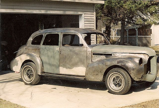 1940 Buick 40 for sale
