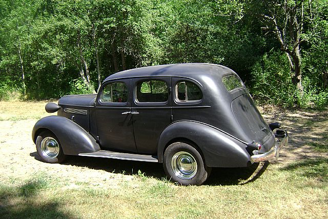 1936 Pontiac Chieftain For Sale Grand Island, New York