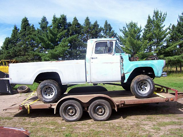 1959 Ford F250 for sale