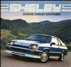 1984 Shelby Charger