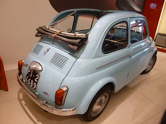 1960 Fiat 500D for sale