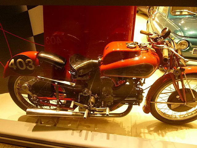 1939 Ferrari Moto Guzzi for sale
