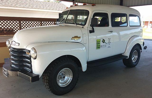 1949 Chevrolet Suburban For Sale Tyler Texas