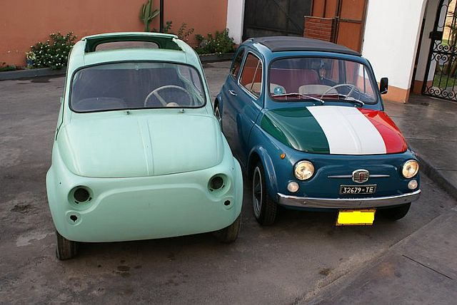 1961 Fiat 500D for sale