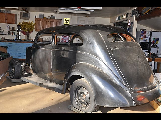 1937 Ford Sedan for sale