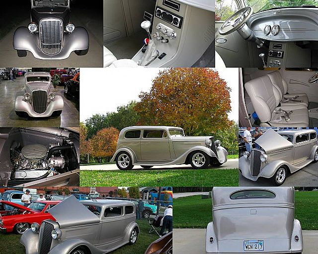 1934 Chevrolet Vicky for sale