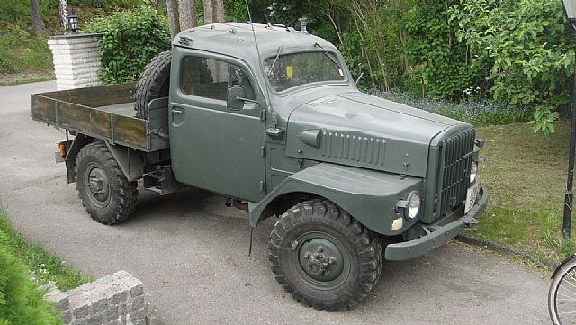 1954 Volvo TP21 for sale