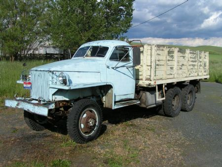1945 Studebaker US6 for sale