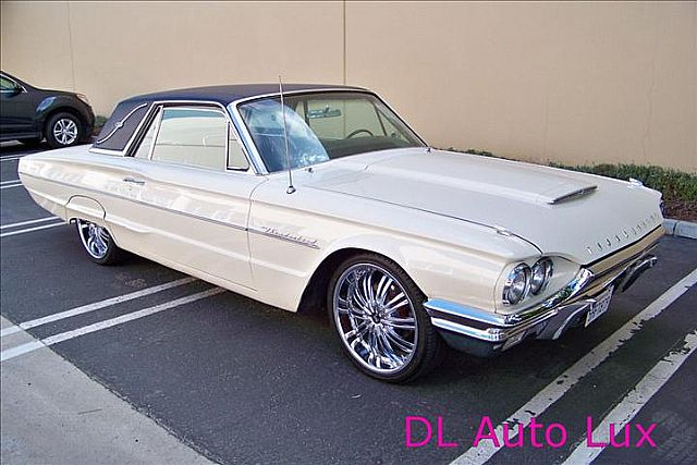 1964 ford thunderbird for sale westminster california. Cars Review. Best American Auto & Cars Review