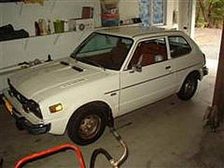 1977 Honda Civic for sale