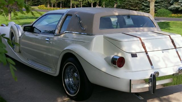1986 Ford Tiffany
