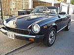 1984 Fiat Spider for sale
