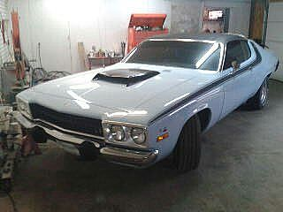 1973 Plymouth Satellite for sale