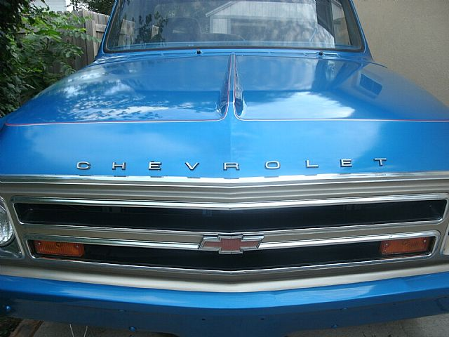 1968 Chevrolet C20 for sale