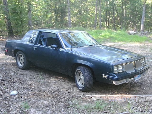 1986 Oldsmobile Cutlass for sale