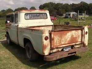 1958 Ford Pickup for sale