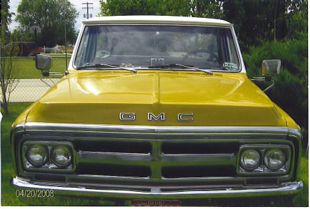 1972 GMC C20 for sale