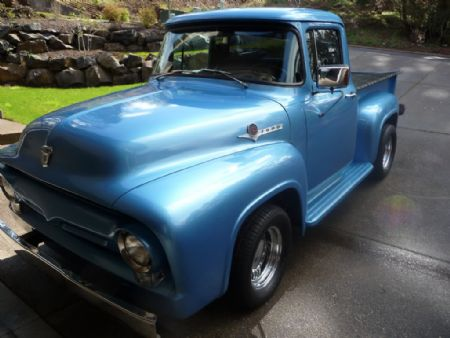 1956 ford f100 for sale silverton oregon. Cars Review. Best American Auto & Cars Review