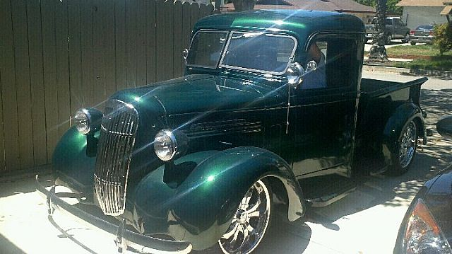 1937 Reo Speed Delivery for sale