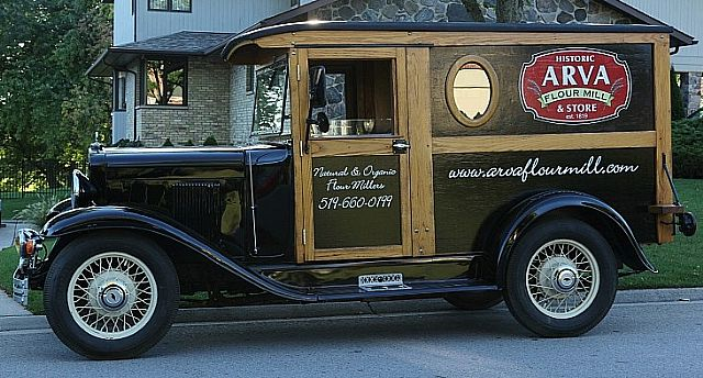 1929 Chevrolet Woodie for sale