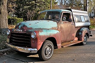 1950 Chevrolet 5 Window for sale