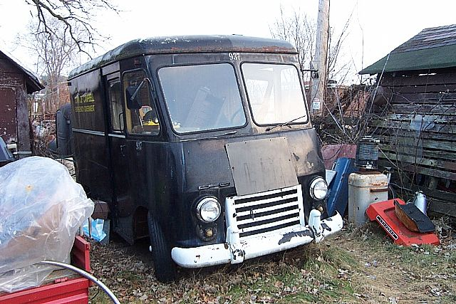 1956 Chevrolet Step Van for sale