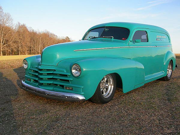 1947 Chevrolet Sedan Delivery for sale