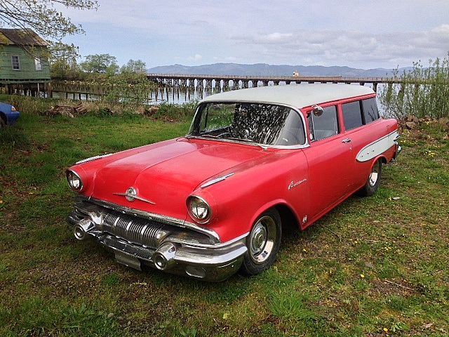 1957 Pontiac Pathfinder for sale