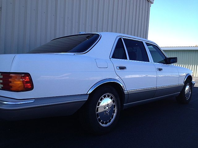 1986 Mercedes 560SEL for sale