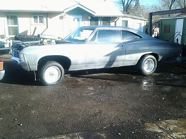 1967 Chevrolet Impala for sale