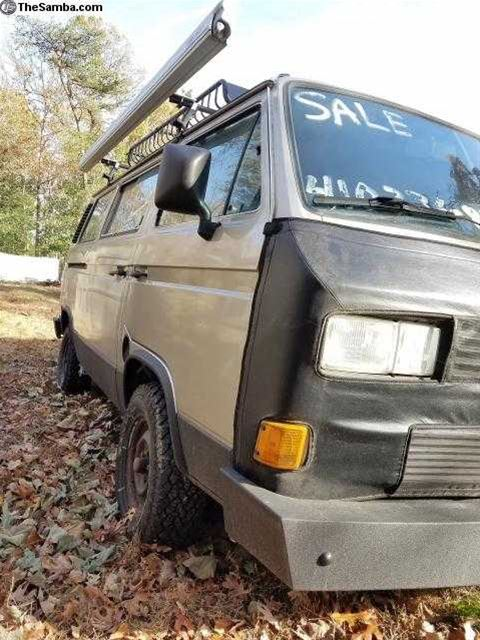 1987 Volkswagen Vanagon for sale