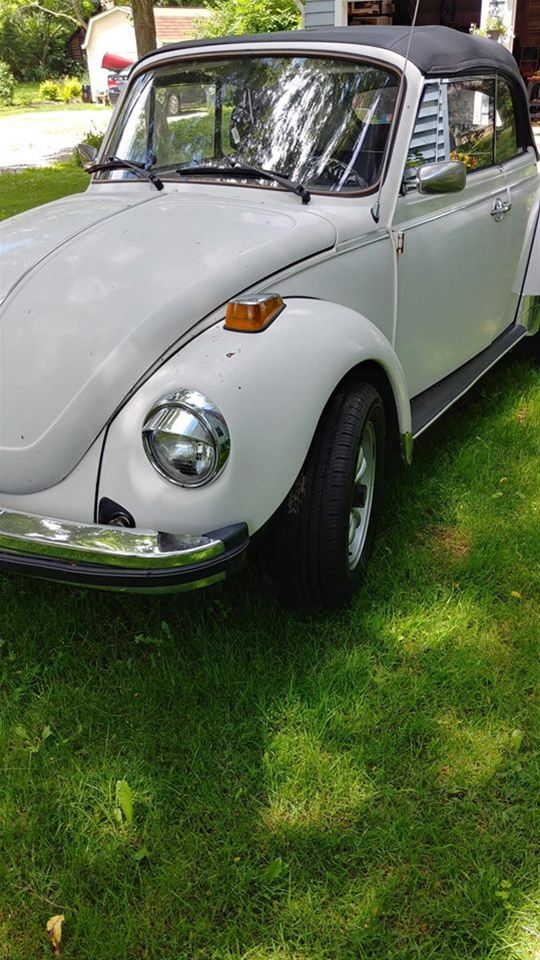 1978 Volkswagen Super Beetle for sale