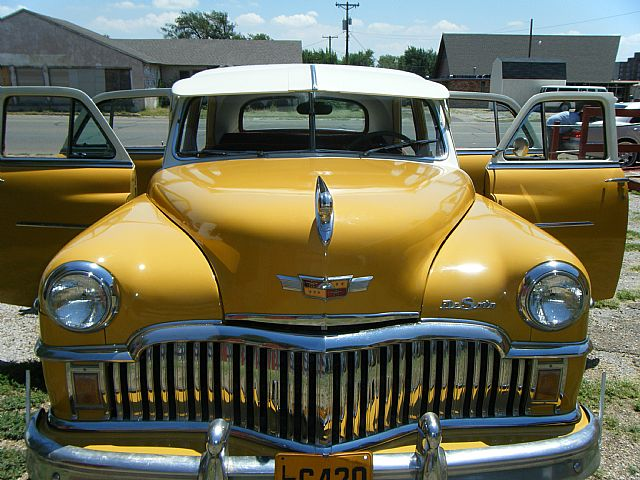1949 Desoto Custom for sale