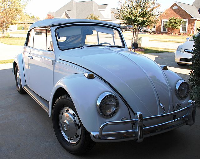 1967 volkswagen beetle convertible for sale warner robins georgia. Black Bedroom Furniture Sets. Home Design Ideas