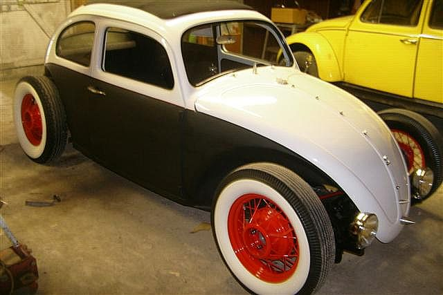 1962 Volkswagen Beetle for sale