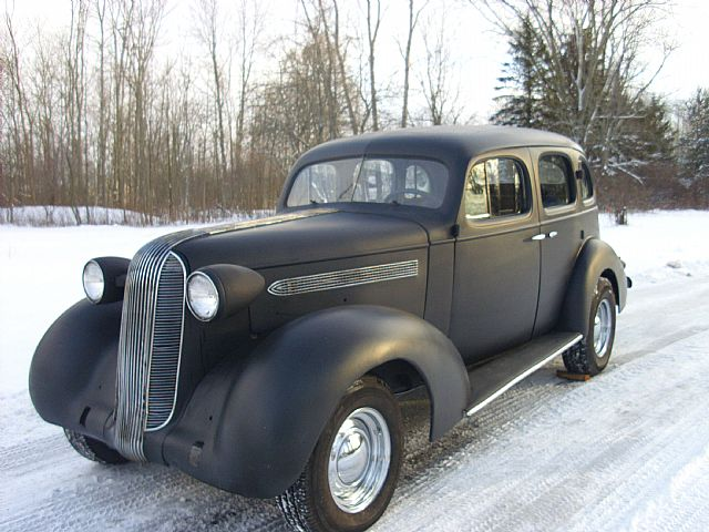 1936 Pontiac Super Chief for sale