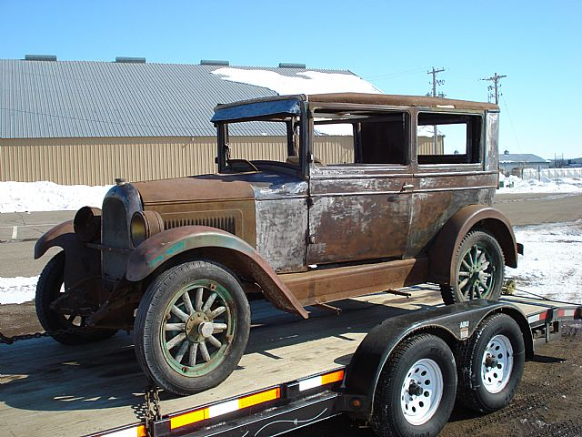 1928 Willys Whippet for sale