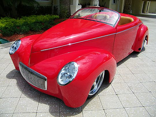 1941 Willys Roadster for sale