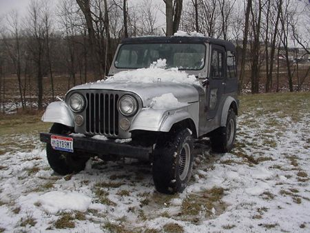 1966 Jeep CJ5 for sale