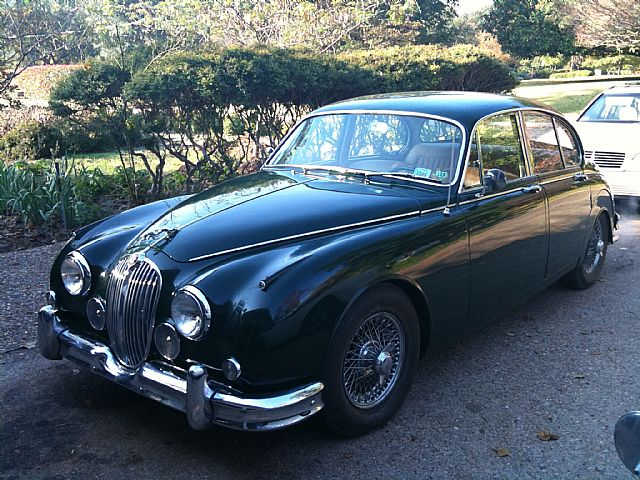1961 Jaguar MK2 for sale
