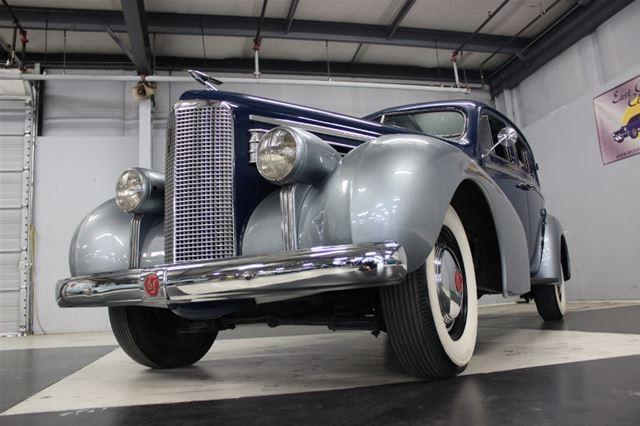 1938 Cadillac Lasalle For Sale Lillington North Carolina